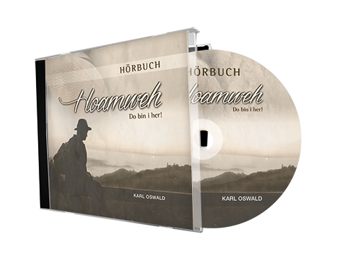 Hoamweh - Hörbuch CD-ROM