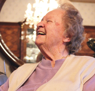 Apfeltommerl von Hilde Rotschädl, geboren 1924, Neuseiersberg